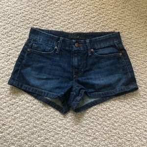 Joes jeans shorts size 25